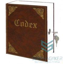 Rejtett Pénzkazetta-Codex