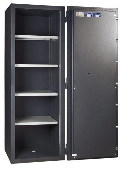 Chubbsafes® ProGuard II 450 KL Tűzálló Páncélszekrény - Kulcsos zárral