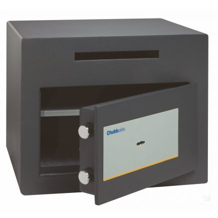 Chubbsafes® Sigma 1 pénzbedobós széf kulcsos zárral