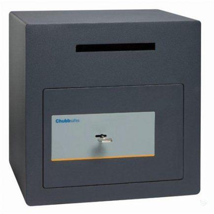 Chubbsafes® Sigma 2 pénzbedobós széf kulcsos zárral