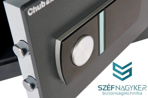 Sigma 2 Elektromos pénzbedobós széf
