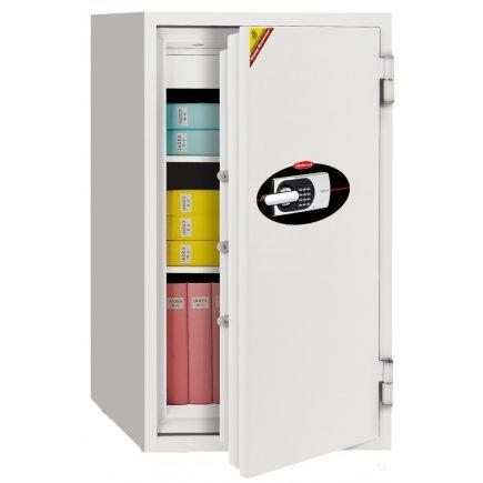 Diplomat Safe 1200 Elektromos 120 Percig tűzálló széf