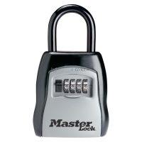Master Lock® Hordozható kulcstároló mini széf