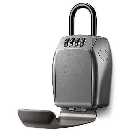 Master Lock® Hordozható kulcstároló mini széf - Extra erősített kivitel