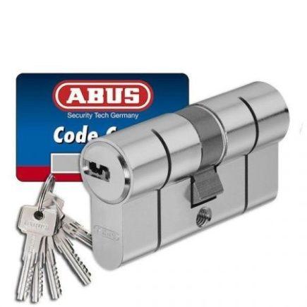 ABUS® Hengerzárbetét D10-PSN  50/50