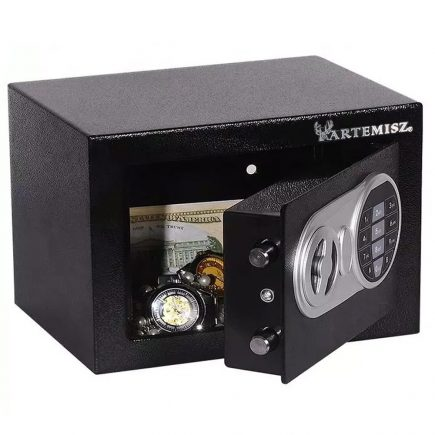 ARTEMISZ® (Akciós) Otthoni Mini Széf - Elektromos zárral