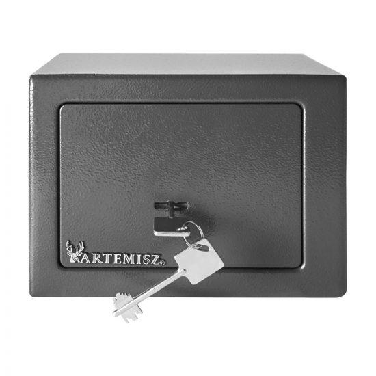 Artemisz® 170 MINI Széf kulcsos zárszerkezettel