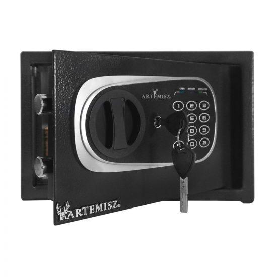 Artemisz® 200 PLUS minősített széf elektromos zárszerkezettel