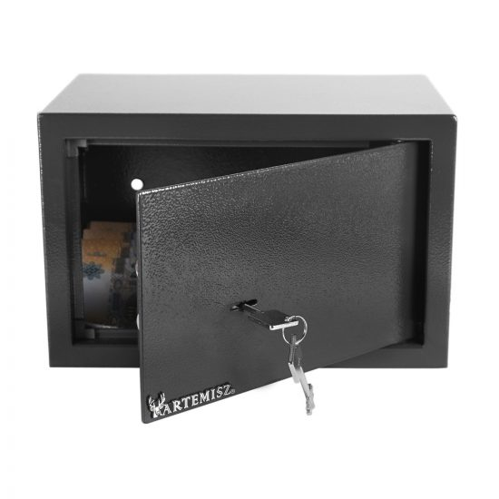 Artemisz® 200 MINI PLUS minősített széf kulcsos zárszerkezettel