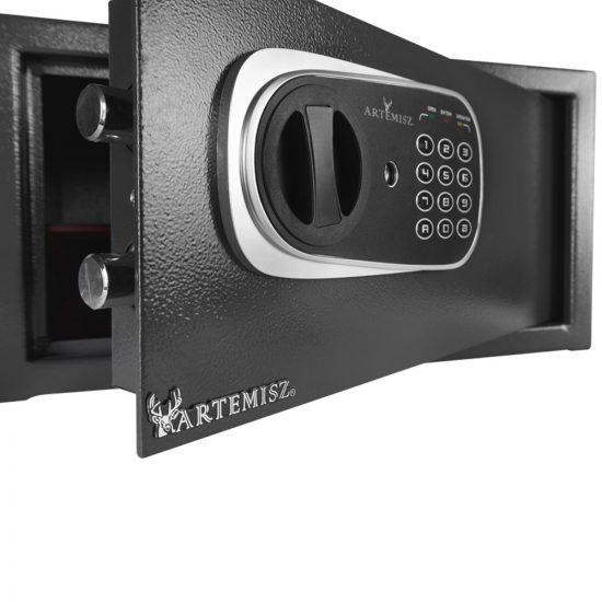 Artemisz® LAPTOP minősített széf elektromos zárszerkezettel
