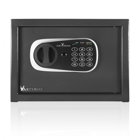 Artemisz® 250 Minősített széf elektromos zárszerkezettel