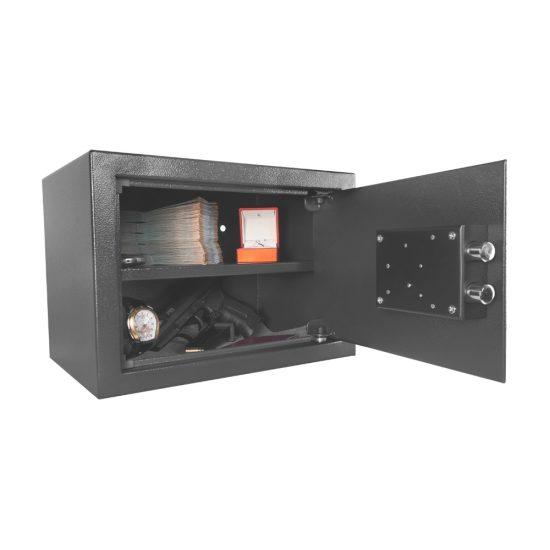 Artemisz® 250 minősített széf kulcsos zárszerkezettel