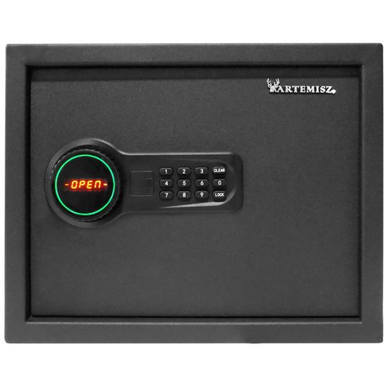 Artemisz® 300 Bútorszéf LCD LED kijelzővel
