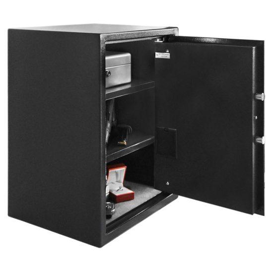 Artemisz® 500 Irodai minősített széf elektromos zárszerkezettel