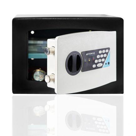 Artemisz® P250E Minősített Bútor Trezor - Elektromos zárszerkezettel