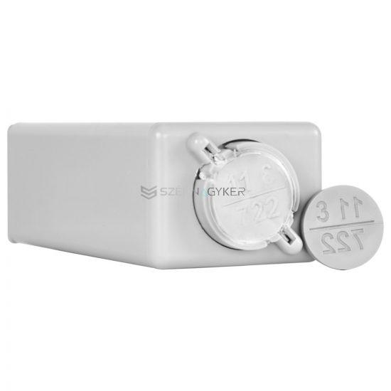 Artemisz® Műanyag gyurmazáras kulcsdoboz