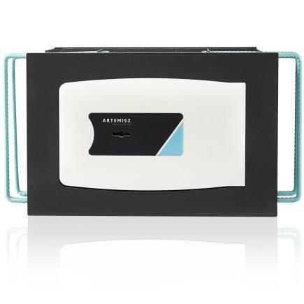 ARTEMISZ® W16 Újgenerációs Extra erősített faliszéf - Kulcsos zárral