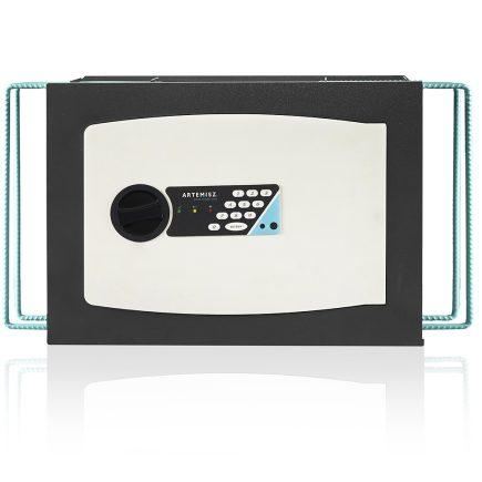 ARTEMISZ® W24 Újgenerációs Extra erősített faliszéf - Digitális zárral
