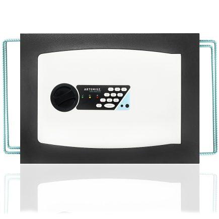 ARTEMISZ® W27 Újgenerációs Extra erősített faliszéf - Digitális zárral
