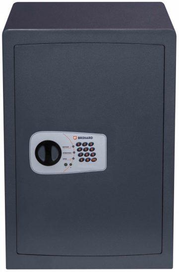 Brihard® Protector P58E Elektromos irodai széf