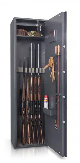 Safety 7 - fegyverszekrény