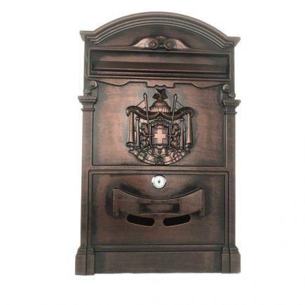 Kronberg® Rustica Antik postaláda antik színben