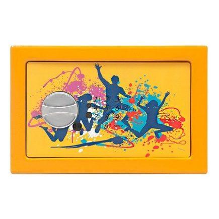 Kronberg®  Dance bútorszéf gyerekeknek elektronikus zárral