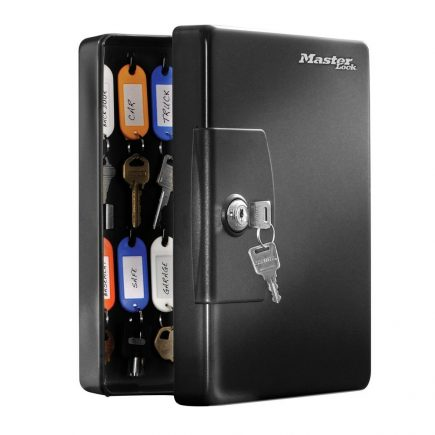 Masterlock® Kulcsszekrény - 25 kulcs tárolására