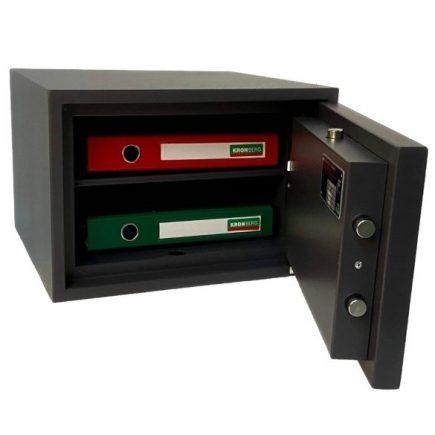 Kronberg® IVT300 páncélszekrény kulcsos zárra