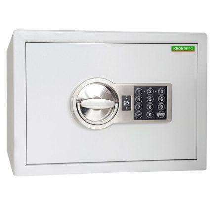 Kronberg® IVT300 páncélszekrény elektronikus zárral