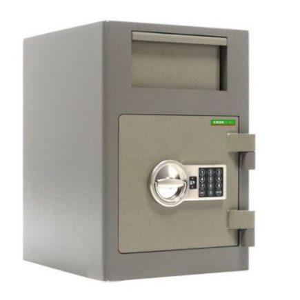 Kronberg® IVT19 bedobófiókos páncélszekrény elektronikus zárral