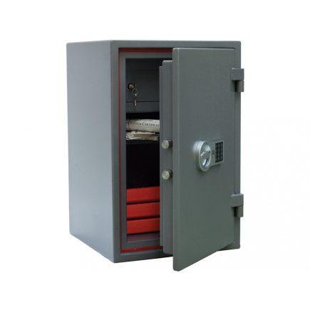 Kronberg® ProFire67 tűzálló páncélszekrény elektronikus zárral
