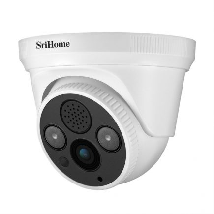 Sri home® SH30 Multi-Core / IP kamera 3MP 1296P