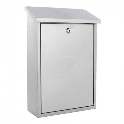 Rottner®Parma postaláda ezüst színben