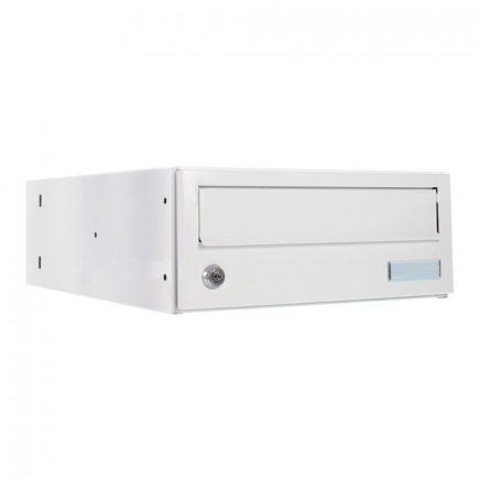 Rottner®Euroletter tömbősíthető postaláda fehér színben