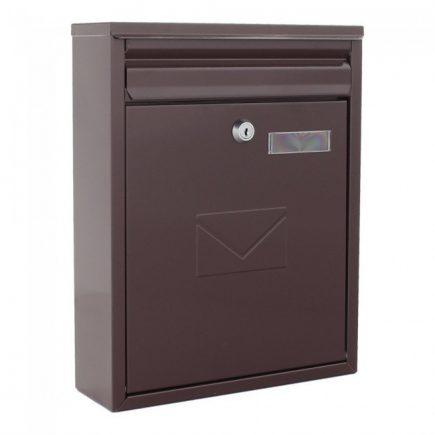 Rottner®Como postaláda barna színben