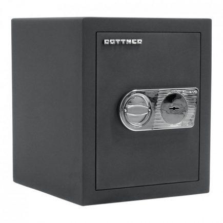 Rottner®Toscana50 páncélszekrény kulcsos zárral