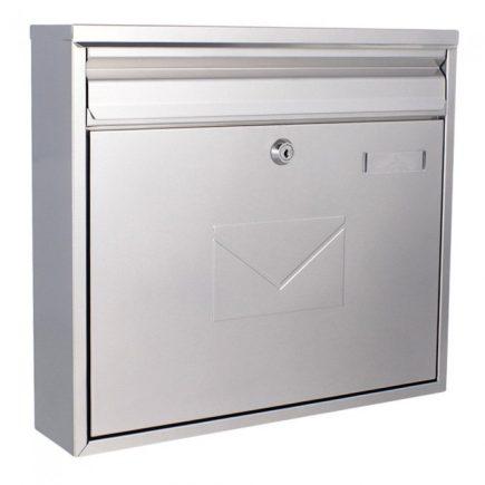 Rottner®Teramo postaláda ezüst színben