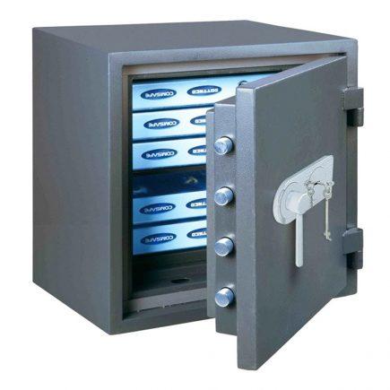 Rottner®FireProfi65 Premium tűzálló páncélszekrény elektronikus zárral