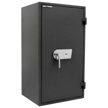 Rottner®FireProfi100 Premium tűzálló páncélszekrény kulcsos zárral