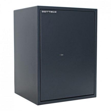 Rottner®Power Safe 600 betörésbiztos páncélszekrény kulcsos zárral