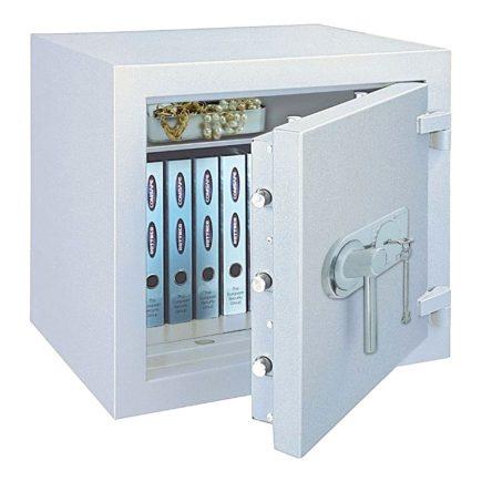 Rottner®Po65 Premium tűzálló páncélszekrény kulcsos zárral