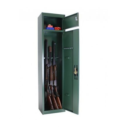 Homestar GUN-5 Fegyverszekrény kulcsos zárral