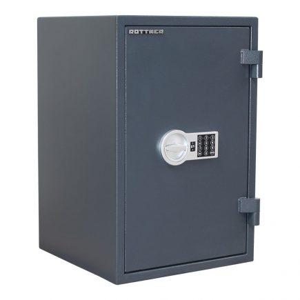 Rottner® FireHero65 tűzálló és betörésbiztos páncélszekrény elektronikus zárral