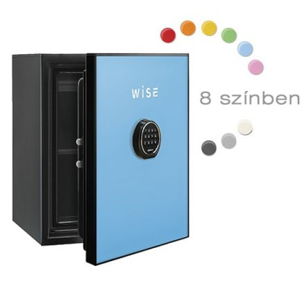Diplomat® Wise S500 Exkluzív Light Blue tűzálló széf