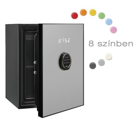 Diplomat® Wise S500 Exkluzív Light Grey tűzálló széf