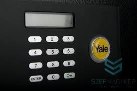 Yale-200 Budapest Prémium Bútorszéf Elektromos Zárral