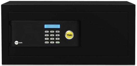 Yale-200L Prémium Laptopszéf Elektromos Zárral Otthonra