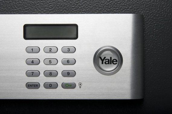 Yale-520 Exkluzív irodai széf