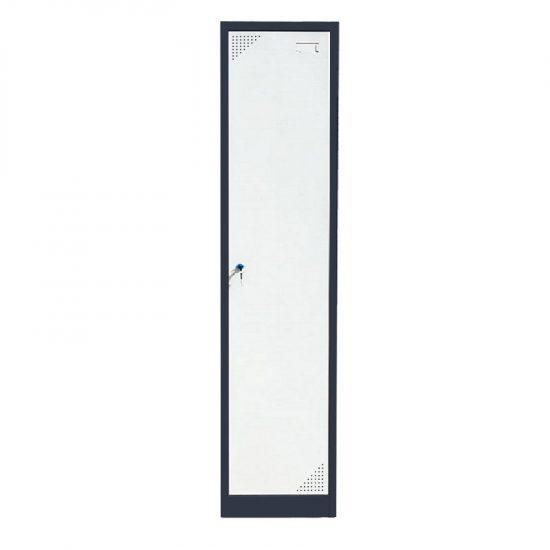 Optimus hosszú ajtós öltözőszekrénye 1-es kivitel